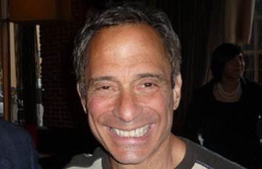Harvey Levin is founder of the celebrity news franchise TMZ.
