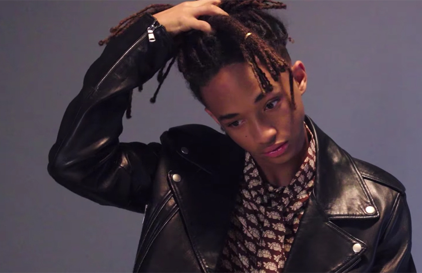 Jaden Smith will blow your mind with this one