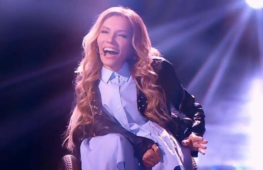 Russian entry to Eurovision blocked by Ukraine