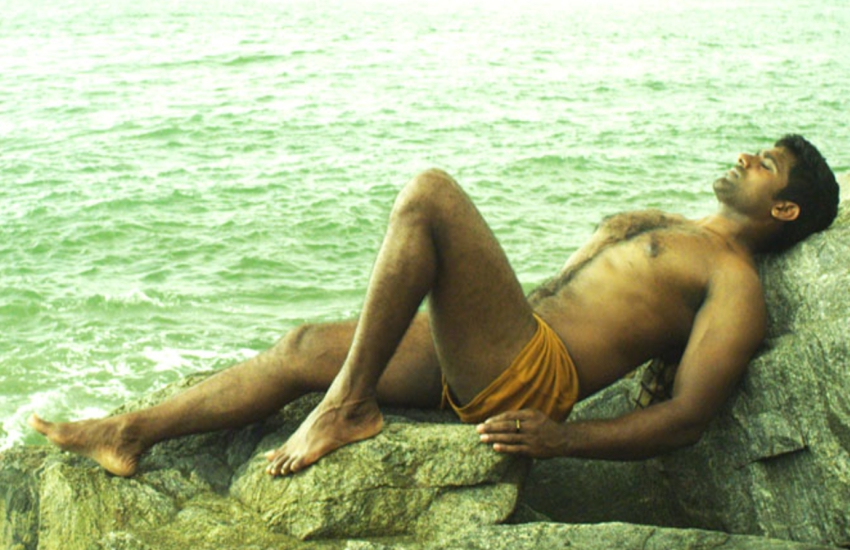 Ka Bodyscapes features a gay relationship