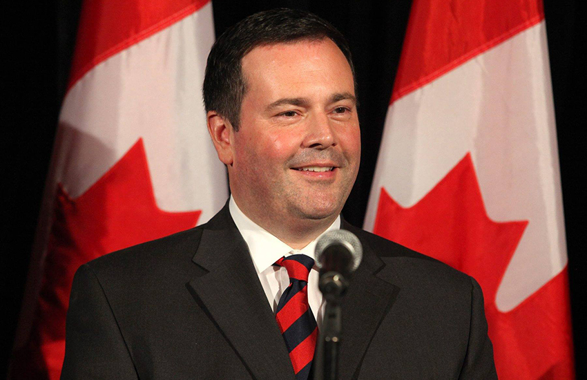 Jason Kenney said parents should know when their child joins a gay-straight alliance