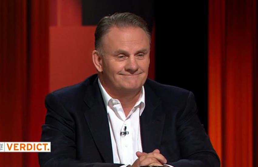 Mark Latham accuses schoolboy of being gay just because he's a feminist