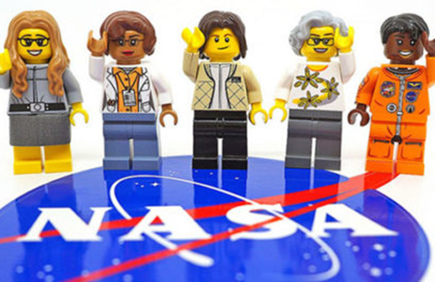 Sally Ride will be a LEGO figure
