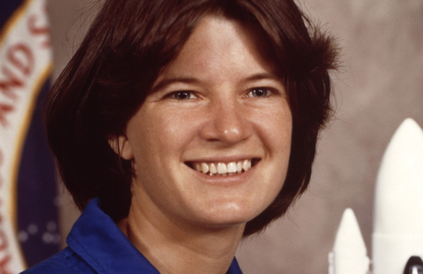 Sally Ride was the first LGBTI person in spaceSally Ride was the first LGBTI person in space