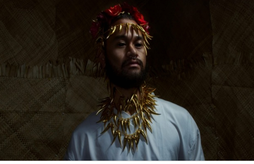 Pati Solomona Tyrell's art will feature in the Sauninga exhibition in Auckland