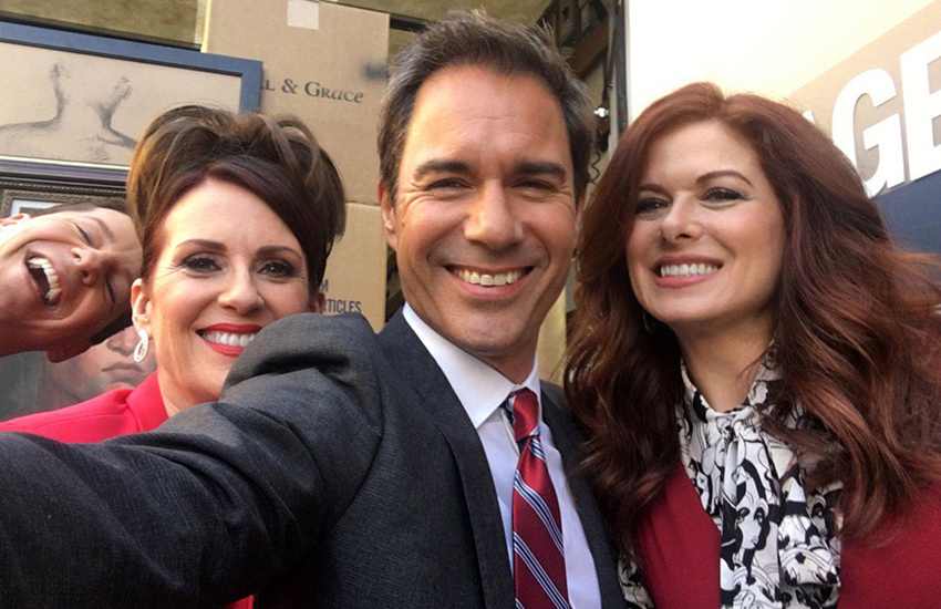 Will & Grace cast reunites