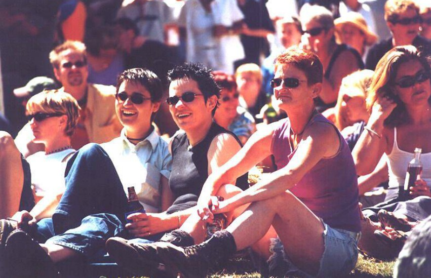 ChillOut Festival in Daylesford