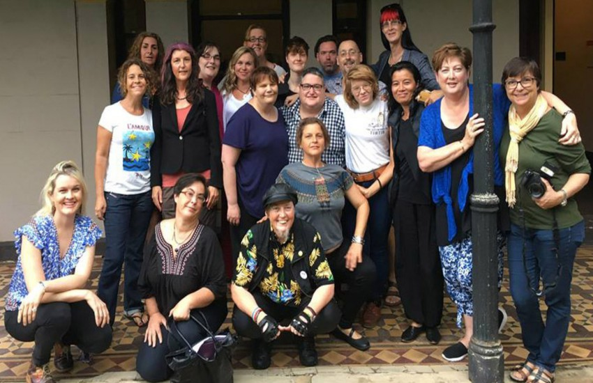 Australian and New Zealand intersex advocates come together to release historic Darlington Statement.
