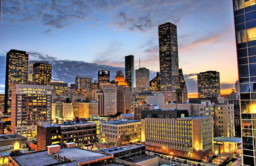 Houston, the largest city in Texas, is home to 2.2 million