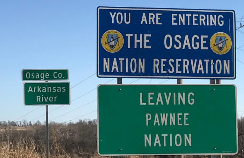 Osage Nation has voted to recognize same-sex marriage