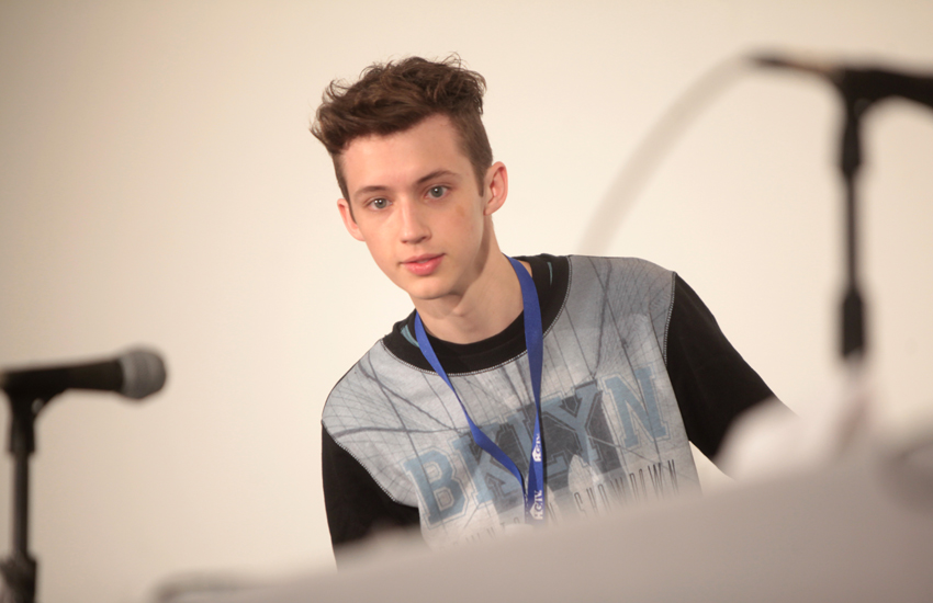 Troye Sivan is one of the world's biggest openly gay pop stars