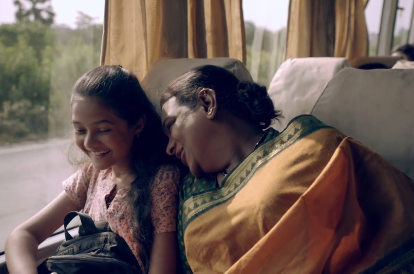A new Vicks' video features trans advocate Gauri Sawant
