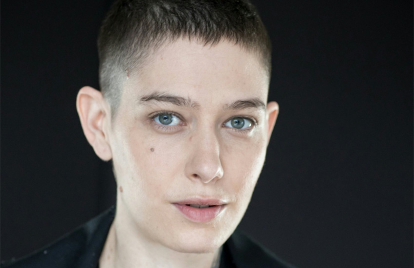 Asia Kate Dillon played non-binary character Brandy in Orange is the New Black
