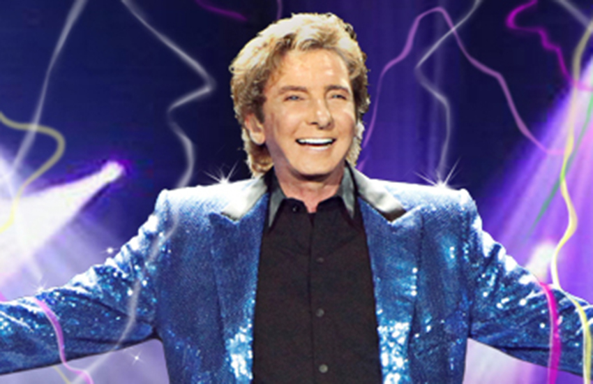 Barry Manilow is making first television appearances since coming out publicly