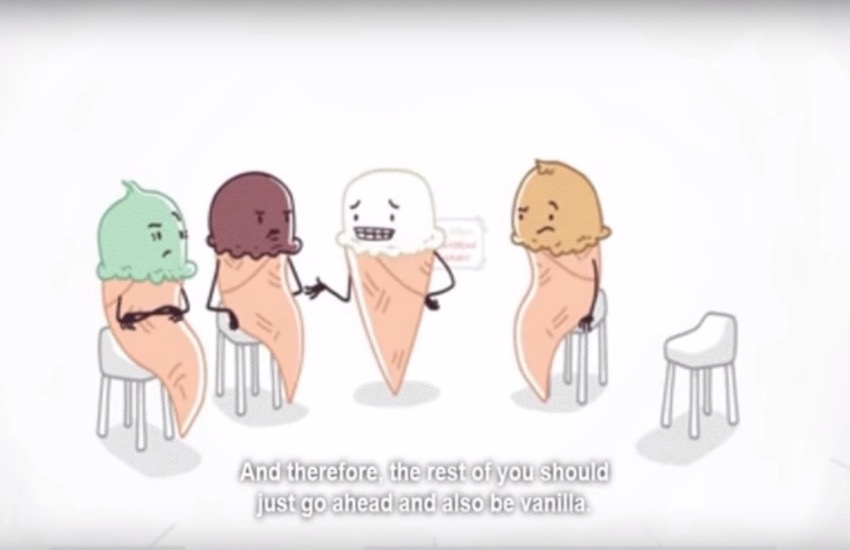 Bill Nye uses ice cream to explain sexual identity