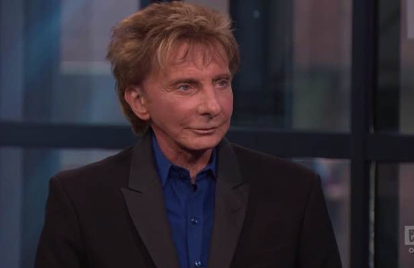Barry Manilow has been in a committed relationship for 40 years