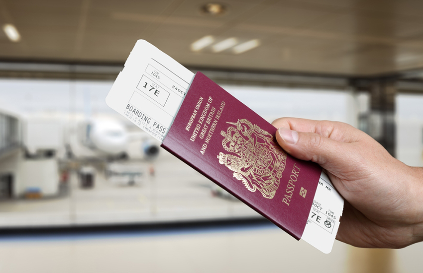 Call for UK passports to include non-binary people