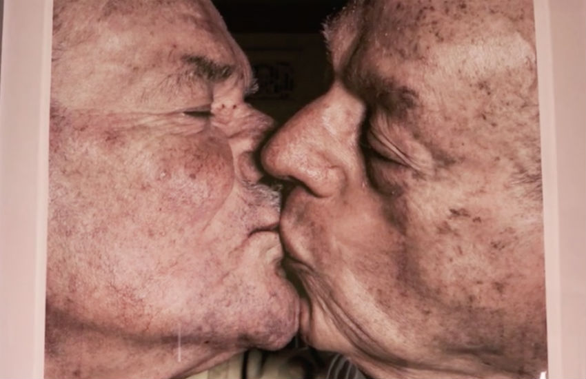 Peter and Bon have been together for over 50 years