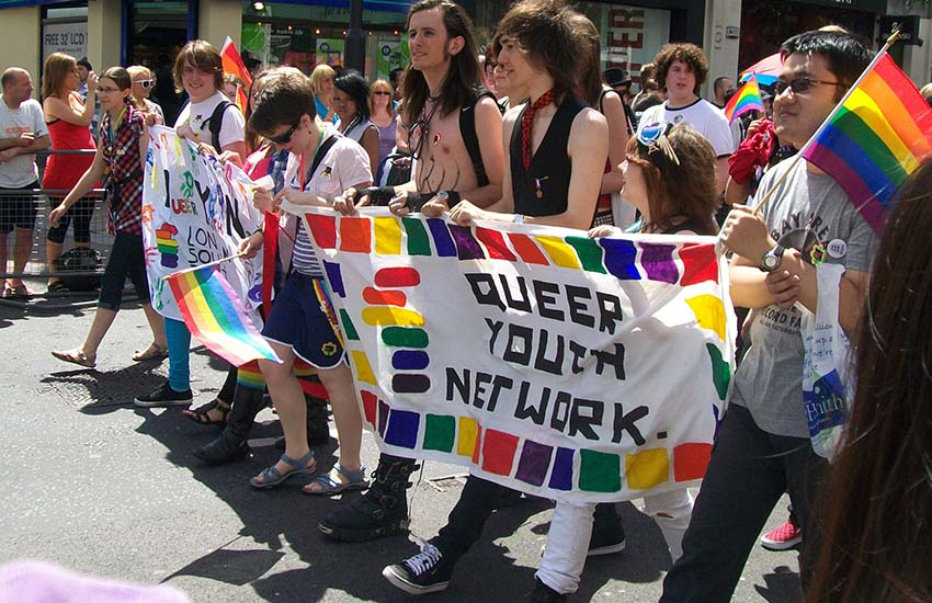 Which states are failing LGBTI youth?