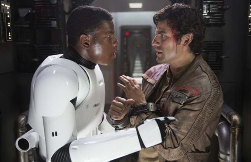 Will Finn and Poe get together in Episode 9?