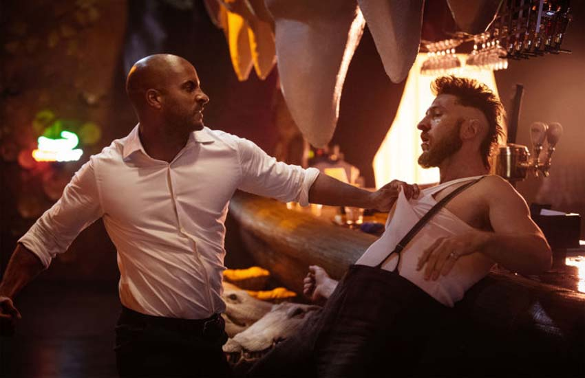 American Gods will have the most explicit gay sex scene ever