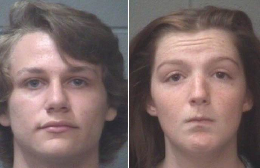 Brian Anderson and Brittney Luckenbaugh are out on $5,000 bail