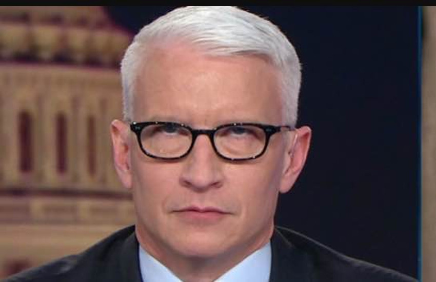 Anderson Cooper's eye roll during interview with Kellyanne Conway went viral