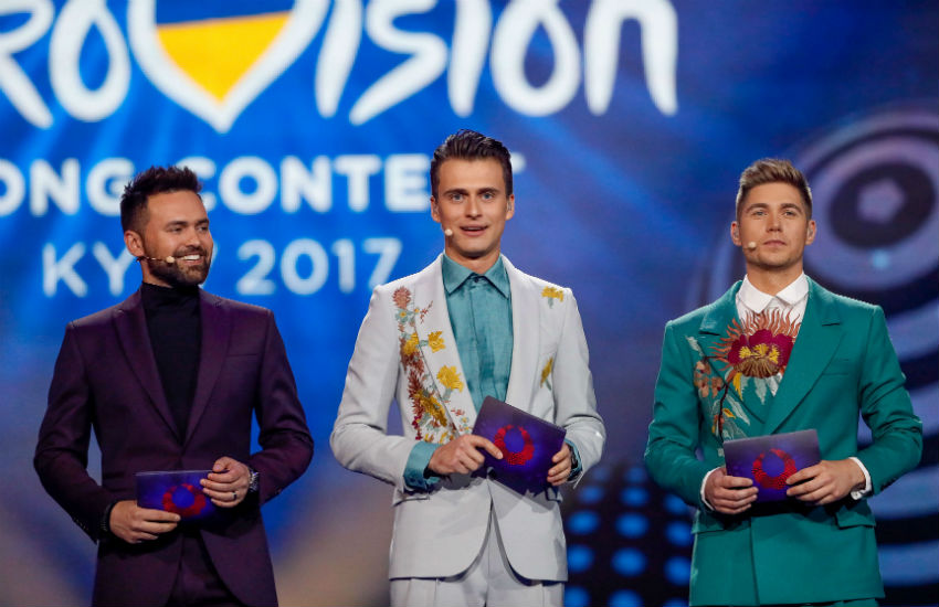 2017 Eurovision Song Contest hosts