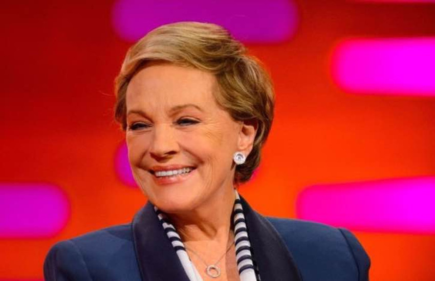 Julie Andrews won the Academy Award for Mary Poppins