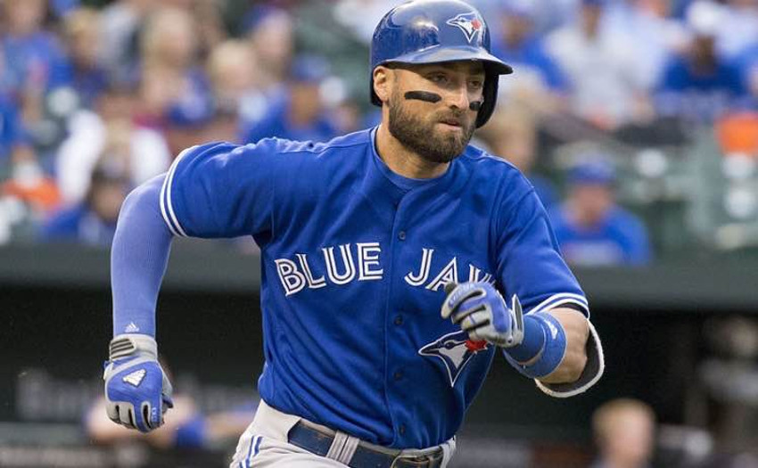 Kevin Pillar is an outfielder for the Toronto Blue Jays