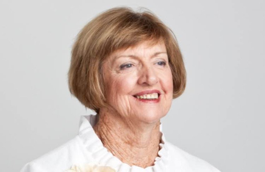 Margaret Court is against same-sex marriage coming to Australia and won the awards last year