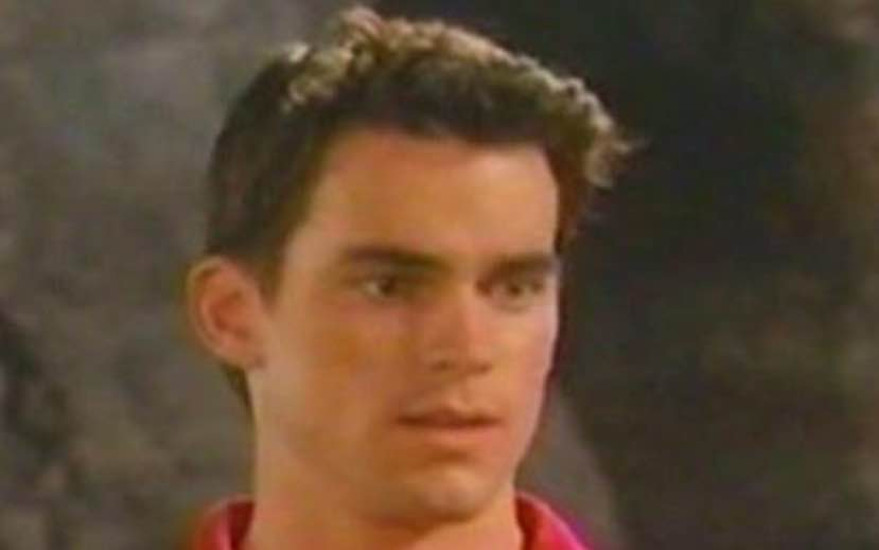 Matt Bomer auditioned for The Guiding Light after losing his day job at the Hudson Hotel in NYC
