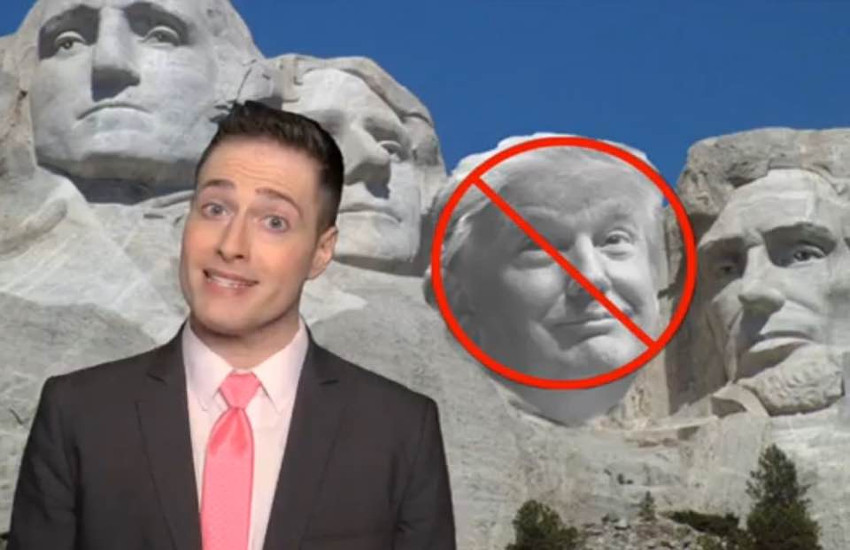 Randy Rainbow skewers Donald Trump in new video