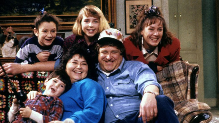 Together Again from Roseanne Returns: Go Behind the Scenes