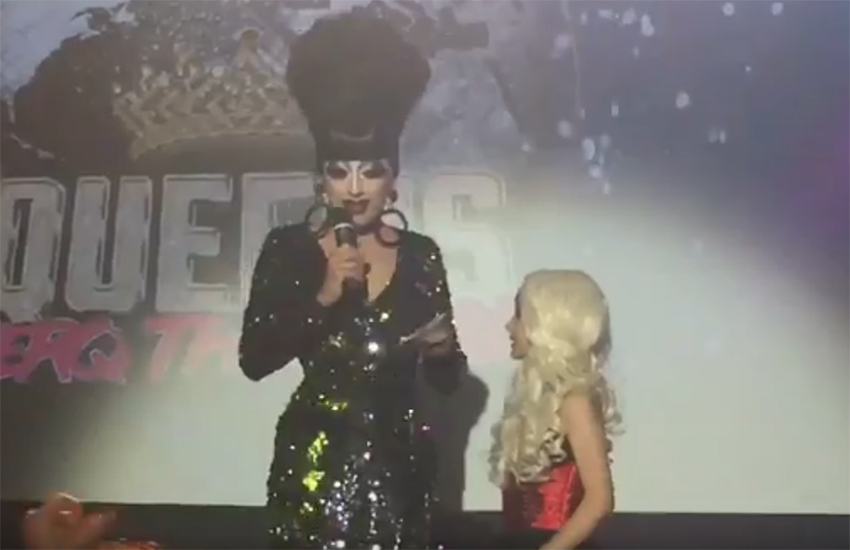 Bianca Del Rio and the young Drag Race fan