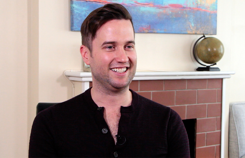 Bryan Blaise recounts his experience of coming out