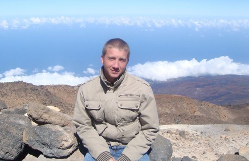 Adrian King died in Egypt and the hospital is refusing to release the body