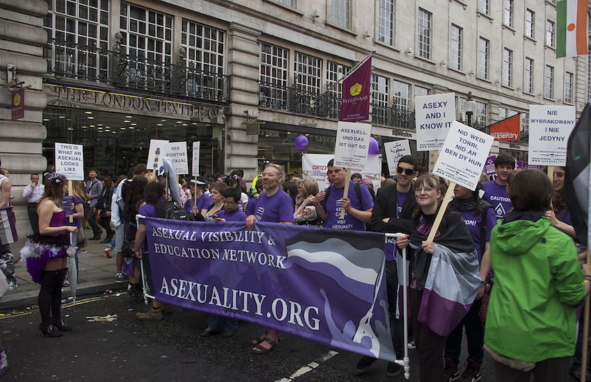 With asexuality often being dismissed, these asexuals want you to know they  exist