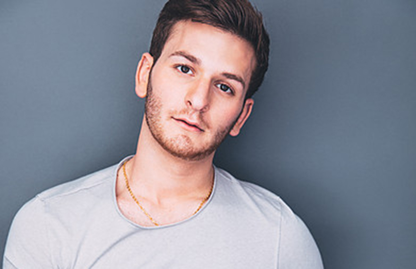 Brian Fadulto is now an openly gay singer