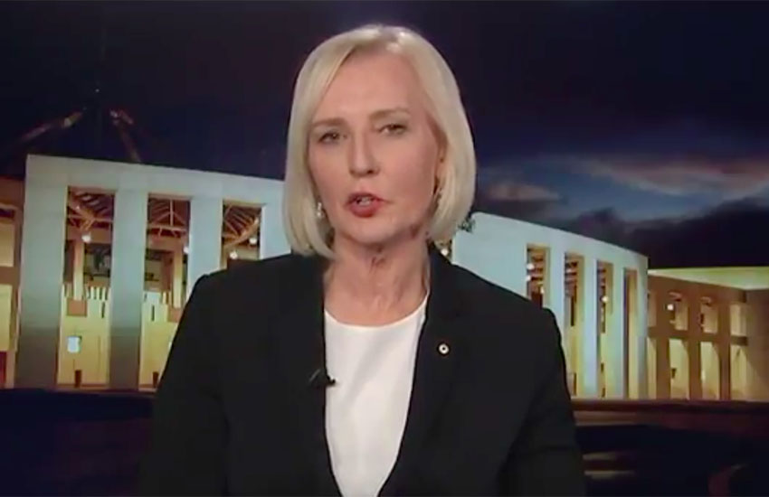 Cate McGregor spoke up about Margaret Court