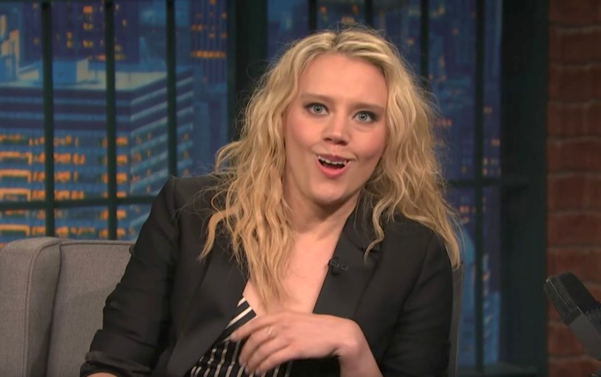Kate McKinnon demonstrates her Jeff Sessions mouth