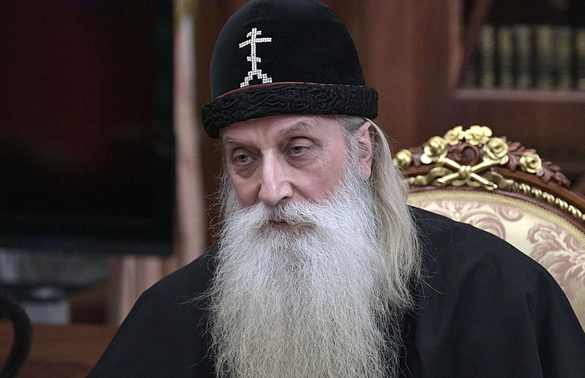 Homophobic priest thinks beards can protect you from being gay