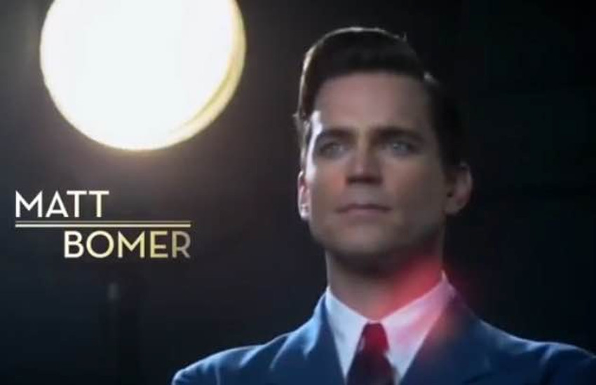 Matt Bomer is one of the busiest openly gay actors in Hollywood