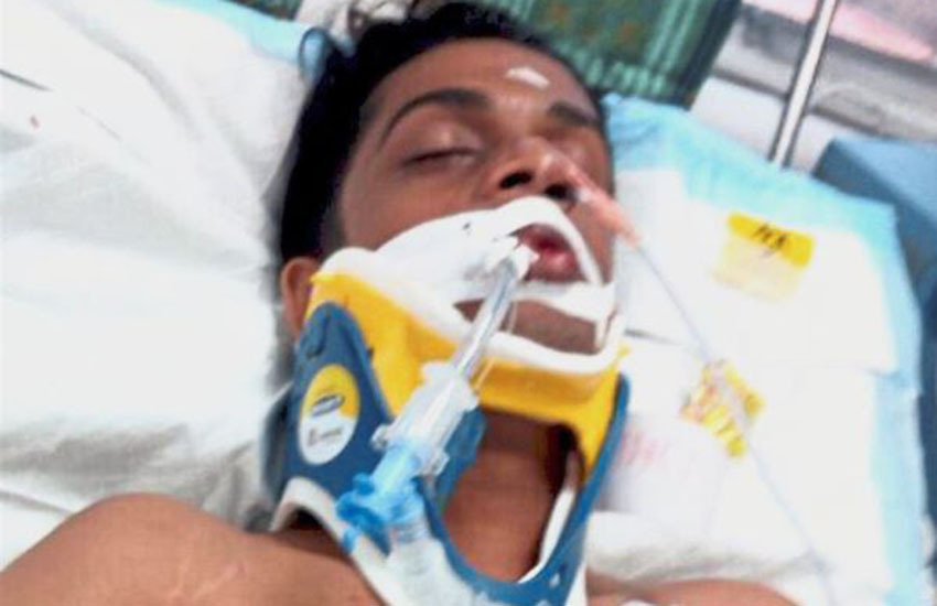 Nhaveen was left brain dead by homophobic bullies
