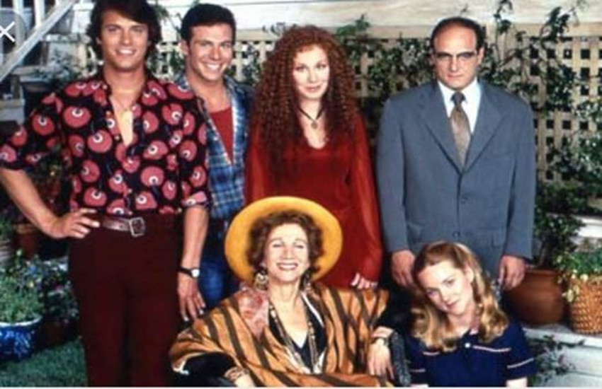 The cast of the original 1993 miniseries Tales of the City