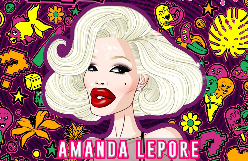 The WUT?CLUB x Milkshake: OFFICIAL PRIDE in LONDON PARTY ft. Amanda Lepore takes place on the 8 July
