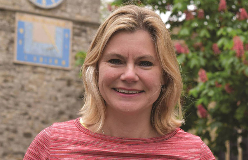 Justine Greening, Conservative MP for Putney, London, is one of the more high-profile LGBTI MPs in the UK Parliament