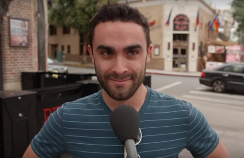 Gay people in WeHo were asked 'What's the straightest thing you've ever done?'