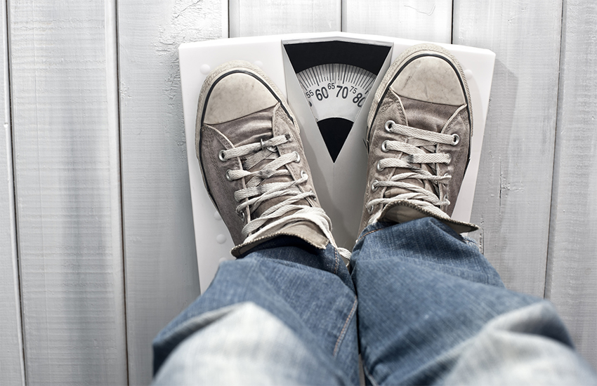 Big or thin... many of us obsess over our weight
