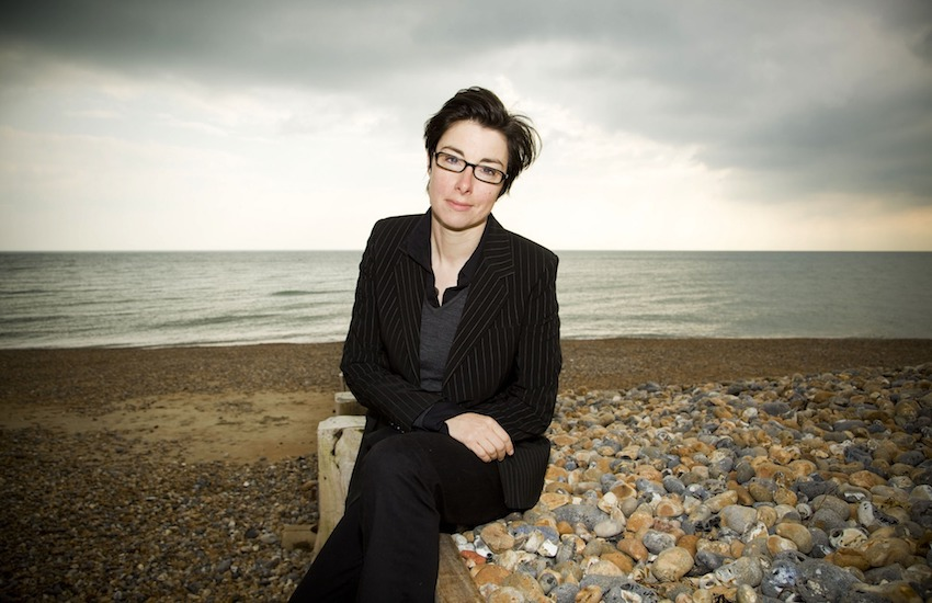 Sue Perkins has opened up about her sexuality